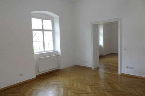 Zentrumsnahe 2-Zimmer Altbauwohnung