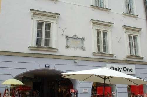 Klagenfurt - Alter Platz: Geschäftslokal in Bestlage