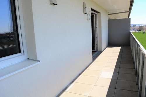 Wohlfühlen in der Vorstadt! Moderne 2-Zimmer-Wohnung mit großem Balkon in schöner Grünlage!