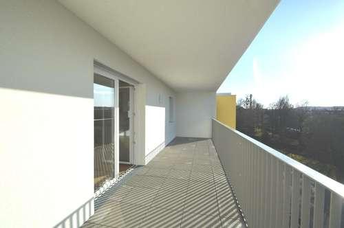Gerberhof - helle, sehr gut ausgestattete 3-Zimmer-Wohnung mit großer Loggia und Einbauküche