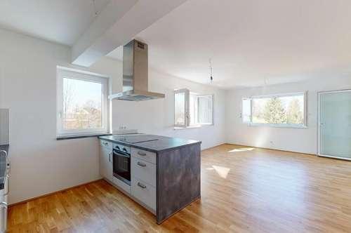 Geräumige 4-Zimmer-Wohnung mit Loggia in attraktiver Lage! Erstbezug - Mietkauf