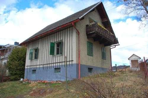 Bastlerhaus in Top-Lage in Maria Rain