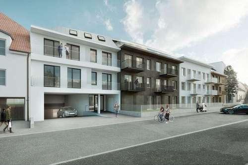 NEUBAU! 3-Zimmer Neubauwohnung mit Dachterrasse