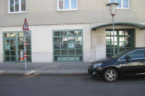 unbefristetes Lokal am Leopoldauer Platz mit 6 Monate Mietfreistellung