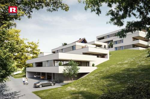 Terrassenwohnung in Feldkirch, Top W04