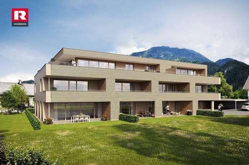 Gartenwohnung in Ludesch, Top W01