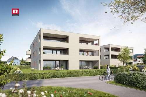 Gartenwohnung in Hörbranz, Top W12