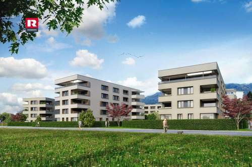 Attraktive Wohnung in Lochau, Top W04