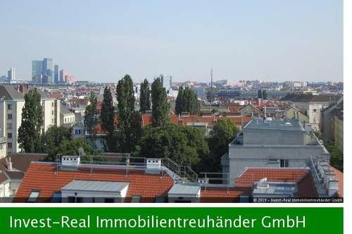 Maisonettewohnung mit Weitblick über Wien