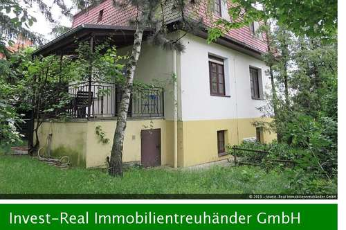 Wohnhaus in der Nähe des Napoleonwaldes