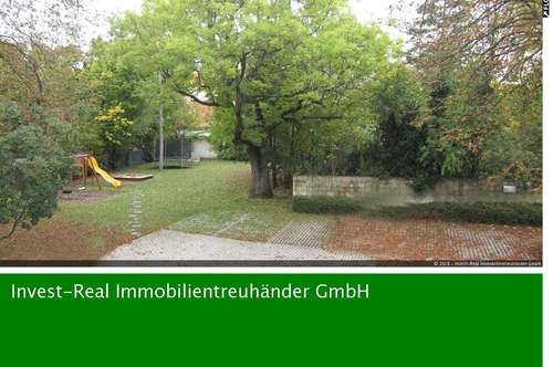 Wohnung mit Gartenmitbenützung und PKW Stellplatz