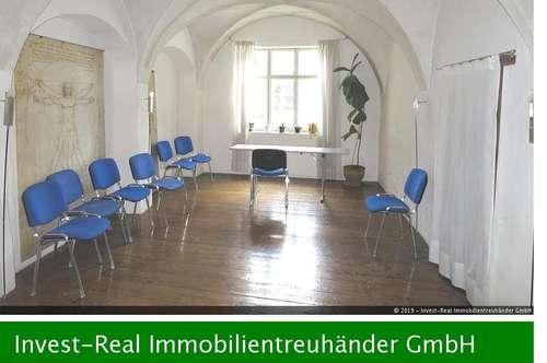 Renoviertes Stadthaus mit Innenhof