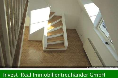 Helle Wohnung mit Dachterrasse