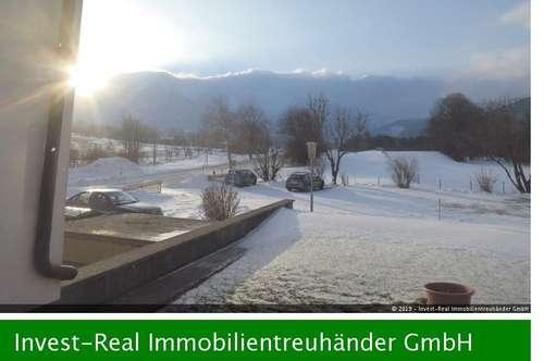 Wohnung mit Schneebergblick