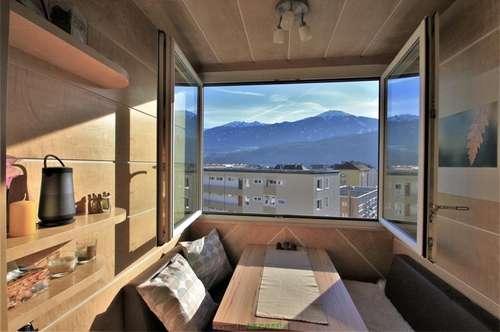 Innsbruck: Sehr gepflegte 2-Zimmer-Wohung in zentraler Lage mit Loggia!