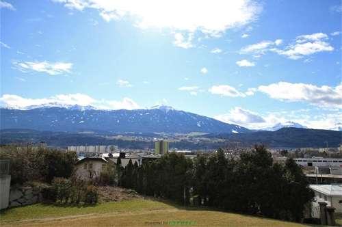 Innsbruck: Elegante 3-Zimmer-Wohnung am Südhang von Arzl