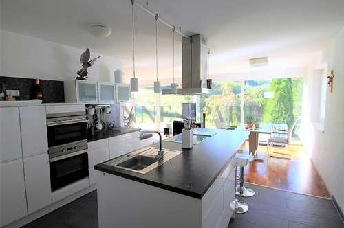 Götzens: 3-Zimmer-Wohnung in idyllischer Lage mit Garten