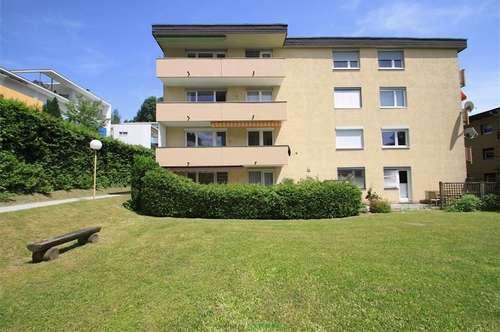 Innsbruck-Hötting: Sonnige 3-Zimmer-Wohnung mit schönem Westbalkon, WG-tauglich!