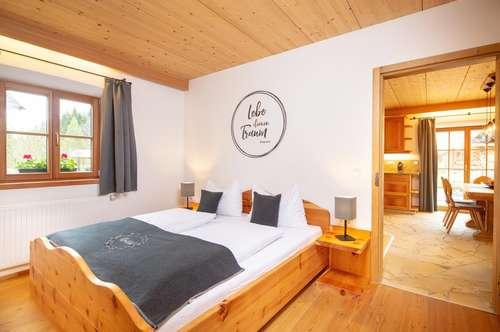 Exklusive 3-Zimmer Appartements | Erdgeschoß mit Garten oder 1. Obergeschoß mit Balkon
