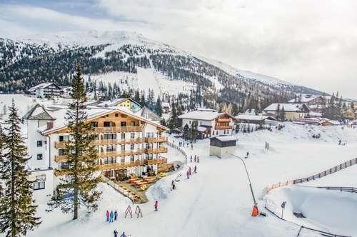 Ski-In & Ski-Out   Anlegerwohnung Typ M im Urlaubsort Katschberg