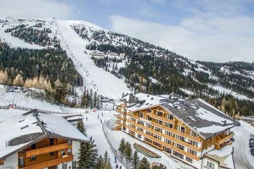 Ski-In & Ski-Out   Anlegerwohnung Typ L im Urlaubsort Katschberg