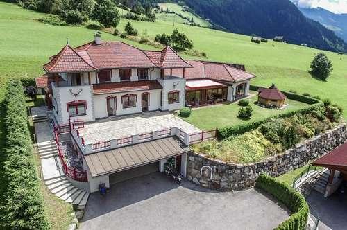 Landsitz mit Spa-Bereich am Fuße des Großglockners