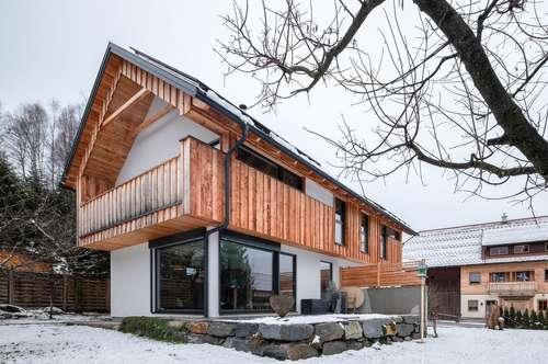 Modernes Einfamilienhaus in Mariapfarr im Lungau