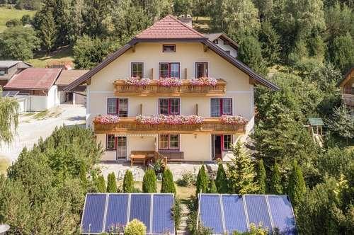 Liebevoll renovierte Pension im schönen Salzburger Lungau