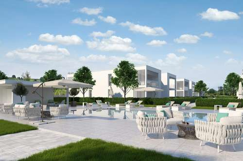 Thermen Golf Pannonia | The White Apartments 2-Zimmer