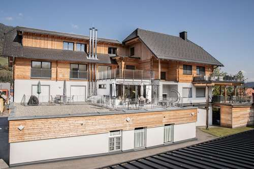 Großzügige Terrassen-Erstbezugswohnung am Kreischberg