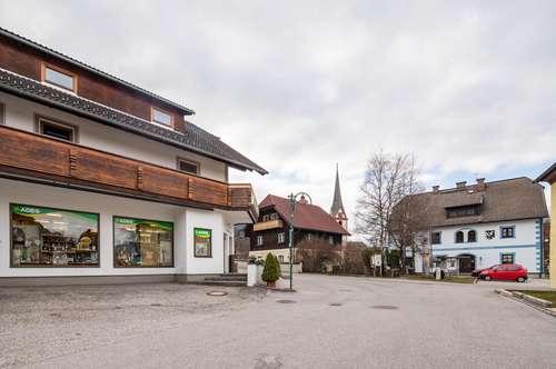 Geschäfts-, Büro-, oder Lokal-Fläche im aufstrebenden Tourismusort St. Margarethen im Lungau