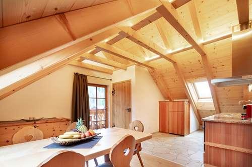 AlpiNest Resort - Modernes Loft-Appartement mitten im Biosphärenpark LUNGAU