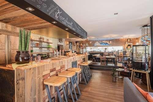 Modernes Gastronomie-Lokal in Top-Lage des Sommer- und Winter-Tourismusortes Sankt Michael im Lungau