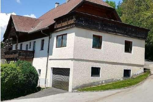 Mehrfamilienhaus mit 2 Wohneinheiten in Top Lage