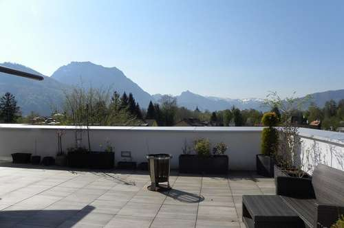 EXKLUSIVES PENTHOUSE IN GMUNDEN