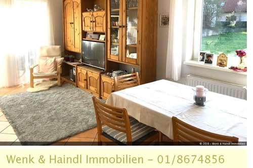 Helles Reiheneckhaus mit beeindruckendem Ausblick in 2362 Biedermannsdorf!