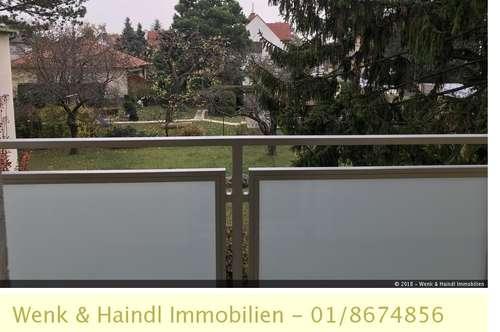 Helle Mietwohnung mit Gartenblick in Perchtoldsdorf!!