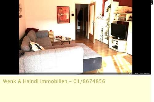 Gepflegte 3 - Zimmer Wohnung mit praktischen Details + Tiefgaragenplatz
