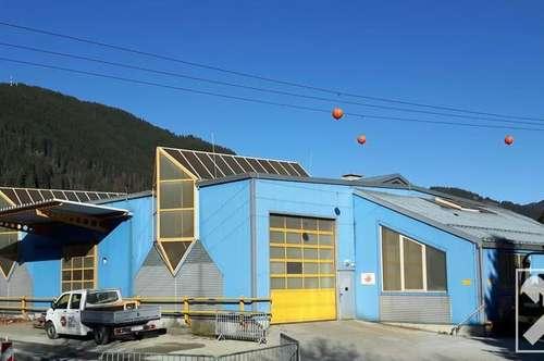 Werkstattgebäude in Eben im Pongau