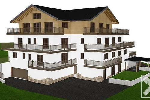 5-Zimmer-Dachgeschosswohnung in Wagrain
