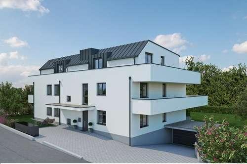 Exklusive 3-Zimmer-Garten-Wohnung in Premiumlage Aigen
