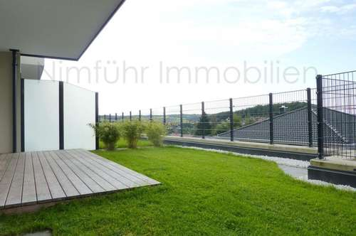 Neuwertige 2-Zimmer-Wohnung mit Garten in Mattsee