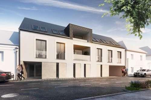 4-Zimmer-Wohnung Richtung Süd-Osten mit großem Balkon, Top 08