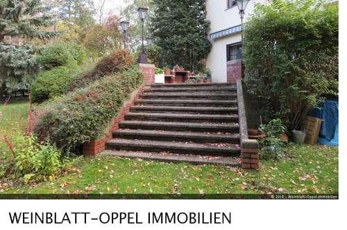 Charmante Wohnung mit großer Terrasse und Garten in Hütteldorf !