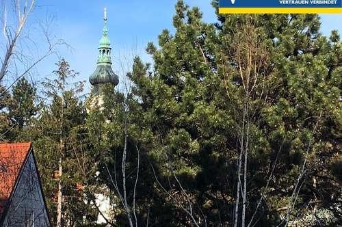 Langenzersdorf : Schöne Loggiawohnung im Grünen und nahe zur Donau