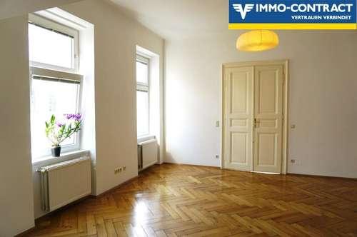 Super Lage gleich bei der Mahü - helle und schöne 3-Zimmer-Altbauwohnung