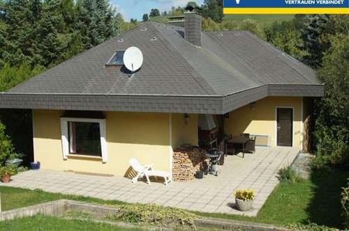 Haus in ländlicher Idylle mit viel Platz zum Wohnen und Arbeiten