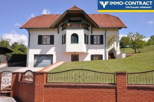 Sonnige, ruhige Lage - Ein- oder Zweifamilienhaus mit viel Grünland und überdachter Terrasse