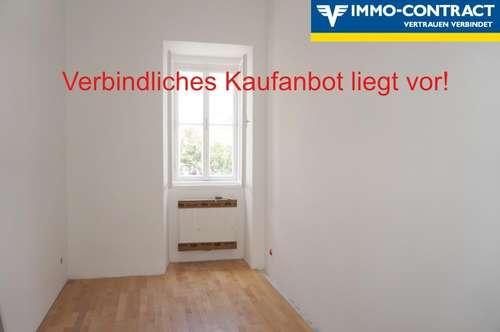 Verbindliches Kaufanbot liegt vor - Klein & Fein. Eigentumswohnung am Hauptplatz. Generalsaniertes Stadthaus, Top 4.