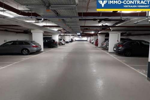 Tiefgaragen-Parkplatz Krakauerstraße 27 / Einfahrt Schweidlgasse zu vermieten